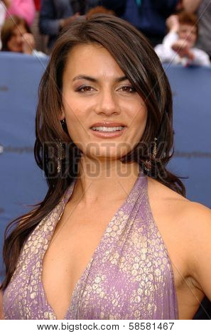 HOLLYWOOD - APRIL 28: Michelle Belegrin at The 33rd Annual Daytime Emmy Awards at Kodak Theatre on April 28, 2006 in Hollywood, CA.