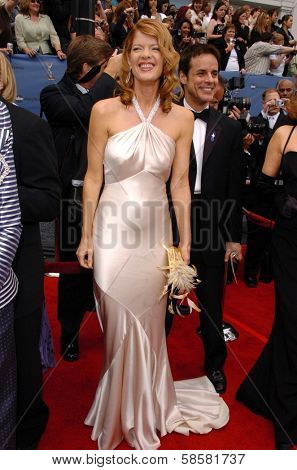 HOLLYWOOD - APRIL 28: Michelle Stafford at The 33rd Annual Daytime Emmy Awards at Kodak Theatre on April 28, 2006 in Hollywood, CA.