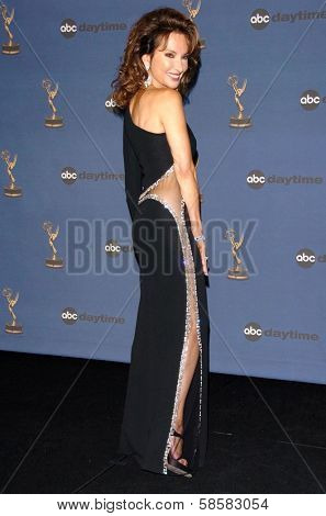 HOLLYWOOD - APRIL 28: Susan Lucci in the press room at The 33rd Annual Daytime Emmy Awards at Kodak Theatre on April 28, 2006 in Hollywood, CA.