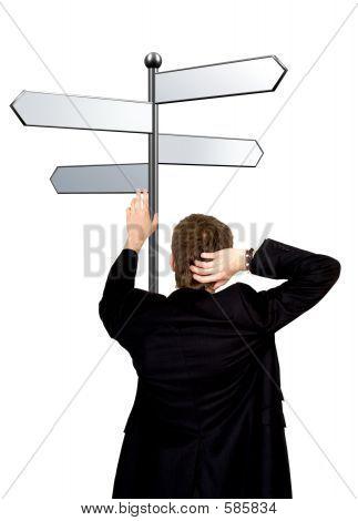 Business Path Choice