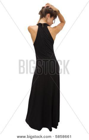 Full Length Beautiful Model