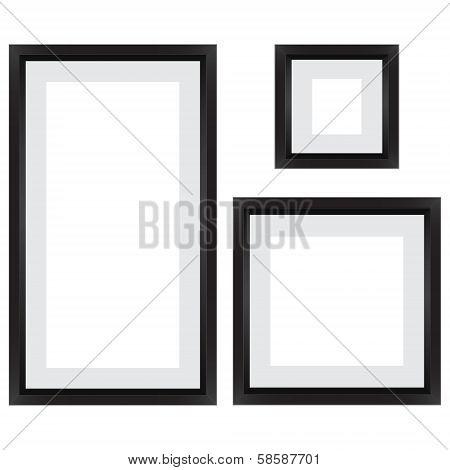 Frame Photo White Paper