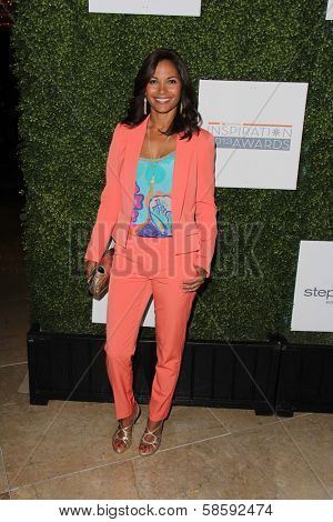 Salli Richardson-Whitfield at the 10th Annual Inspiration Awards Luncheon, Beverly Hilton Hotel, Beverly Hills, CA 05-31-13