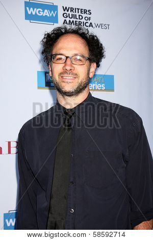 Matt Selman at the WGA's 101 Best Written Series Announcement, Writers Guild of America Theater, Beverly Hills, CA 06-02-13