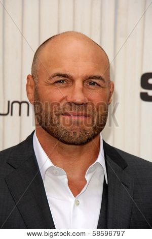 Randy Couture at the 2013 Spike TV Guys Choice Awards, Sony Studios, Culver City, CA 06-08-13