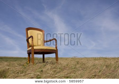 Loneliness Chair