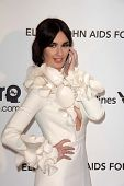 Paz Vega at the Elton John Aids Foundation 21st Academy Awards Viewing Party, West Hollywood Park, W
