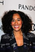 Tracee Ellis Ross at the Hollywood Reporter Celebration for the 85th Academy Awards Nominees, Spago,