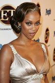 WEST HOLLYWOOD - AUGUST 27: Tyra Banks at the 10th Annual Entertainment Tonight Emmy Party Sponsored