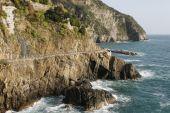 Coastal Road In Italy