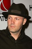 HOLLYWOOD - AUGUST 02: Fred Durst at Saturn's X-Games 12 Party at 6820 Hollywood Blvd on August 02,