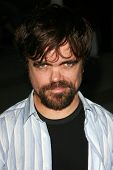 HOLLYWOOD - AUGUST 25: Peter Dinklage at the