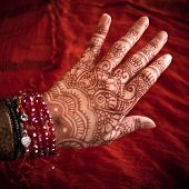 pic of mehendi  - Woman - JPG