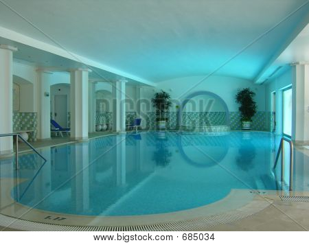 Luxury Indoor Pool