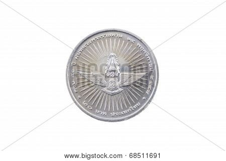 20 Baht - Rama Ix Royal Artificial Rain