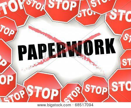 Stop Paperwork