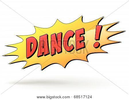 Vector Dance Star