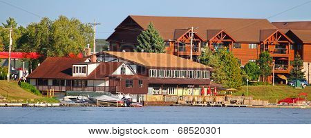 Matt Morgan's Minocqua Wisconsin