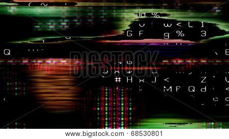 Digital Data Chaos 001