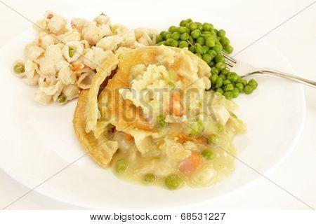 Pot Pie Dinner