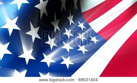 American Flag 0112