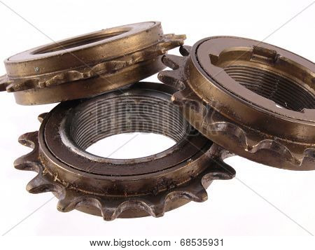 Gear Wheels And Cogs,