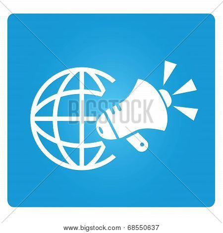 speaker, global communication