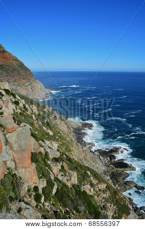 View From Chapman's Peak