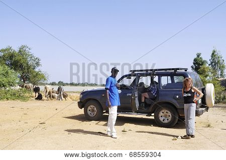 Bush In Burkina Faso