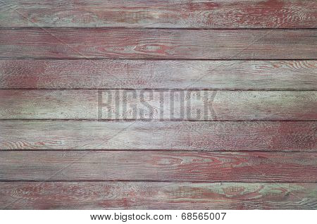 Grunge Wooden Plank Background