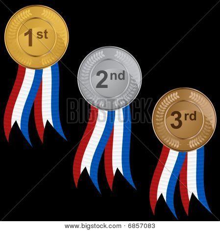 Preis Medaillen