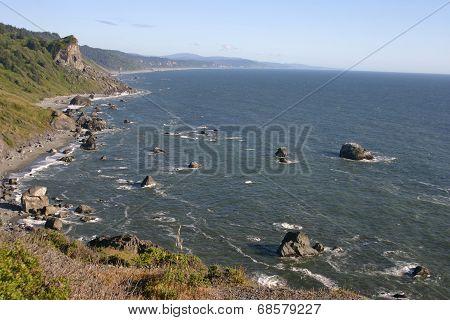 Ocean Of Volcanic Rock