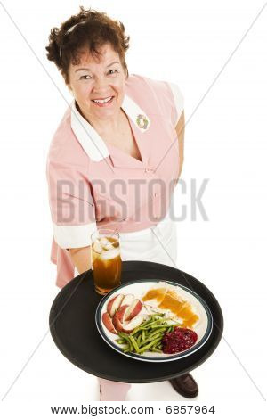 Waitress - Dinner For One