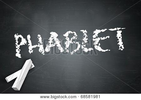 Blackboard Phablet