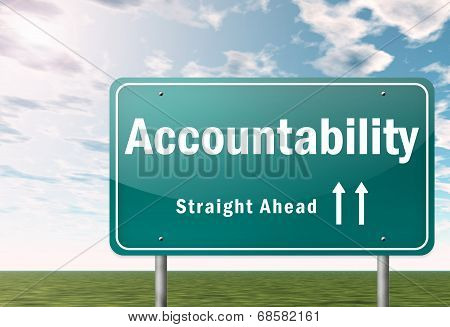 Highway Signpost Accountability