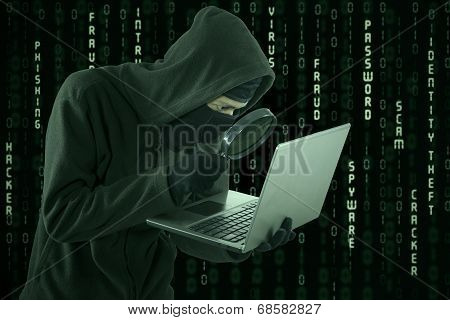 Spyware Looking For Information