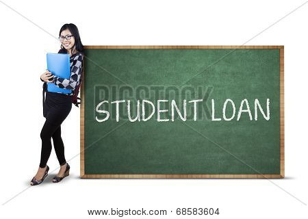 Student And Student Loan