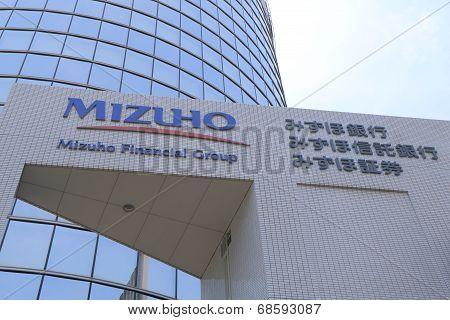 Mizuho Financial Group Japan