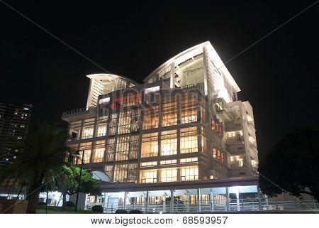 Modern architecture in Kobe Japan