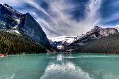 foto of hamlet  - Beautiful Lake Louise in Banff National Park Canada - JPG