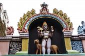 picture of shiva  - Statue of Lord Bhairav  - JPG