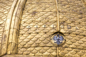 stock photo of stanislaus church  - Fragment of Wawel Cathedral - JPG