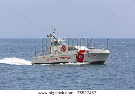 Coast Guard Italy