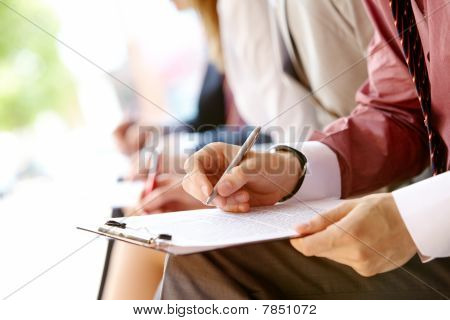Trabalho escrito
