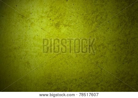 Background wall with color yellow