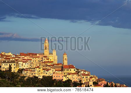 Cervo Old Town, Italy