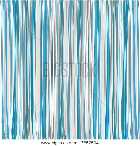Cyan-toned Vertical Striped Pattern Background
