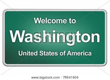 Welcome home to Washington