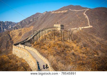 Great Wall High Angle