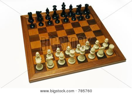 Schach-start